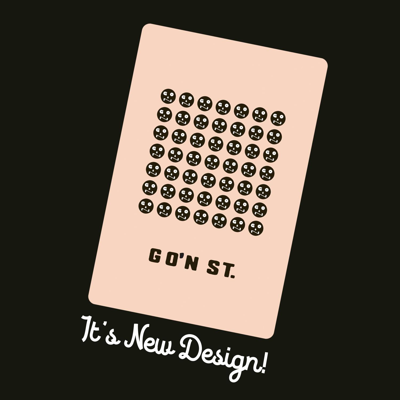 会員証がNEWデザインになりました。|天神ゴンスタジオ