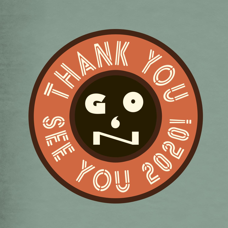 今年もスタジオご利用ありがとうございました。|福岡ゴンスタジオ