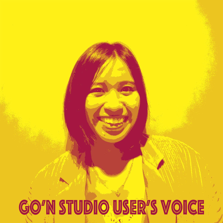 天神ゴンスタジオユーザーの声:Singer egg まい/もいさん