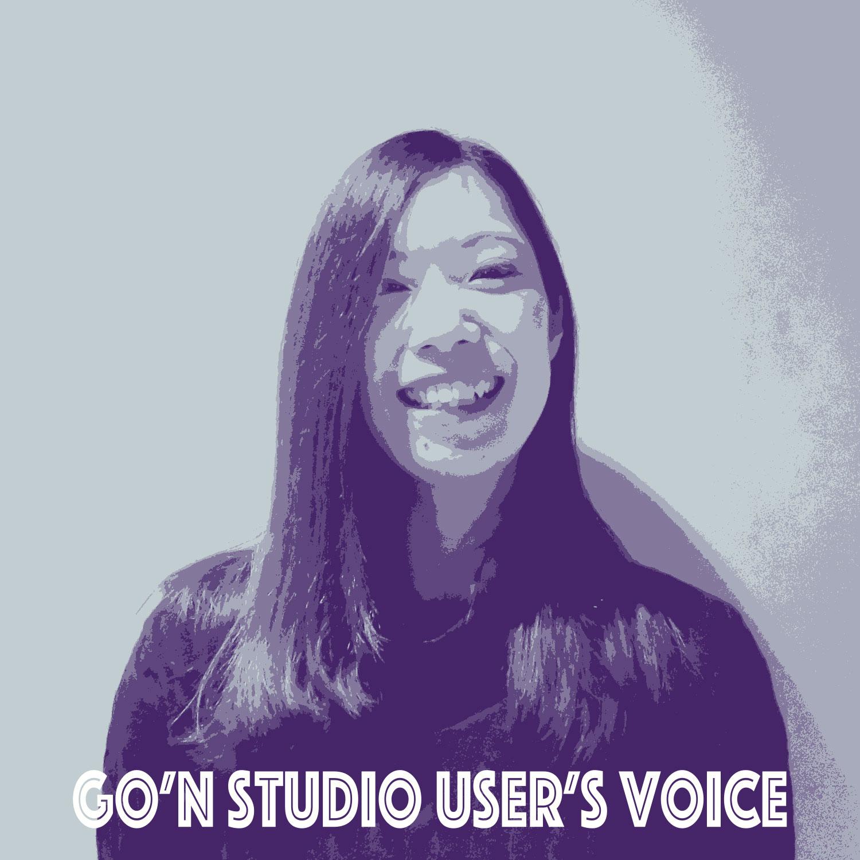 ユーザーの声:ドラム女子ゆかっぴさん|ゴンスタジオ天神
