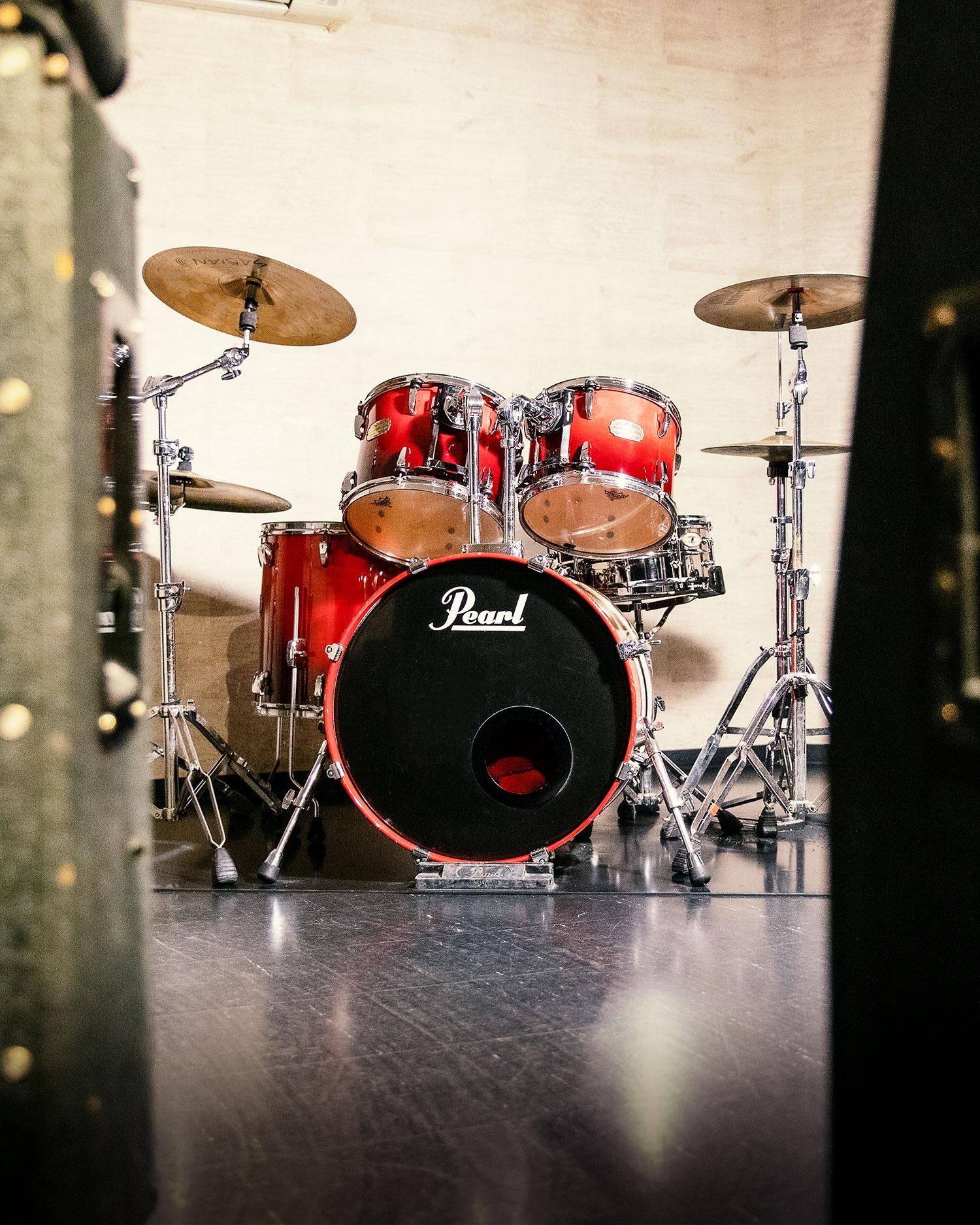 パールドラムセット|ゴンスタジオ