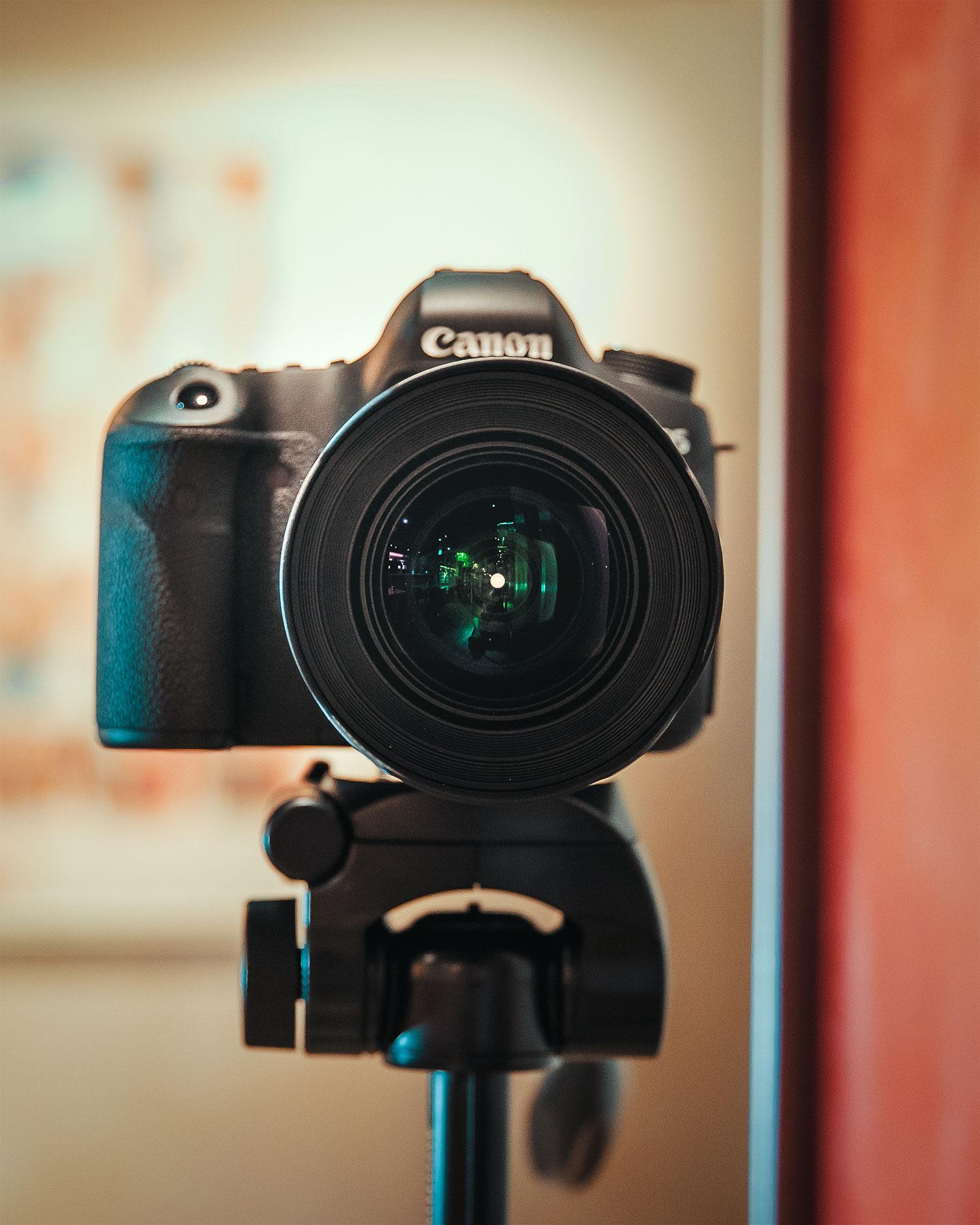 ゴンスタジオで映像を撮りましょう!