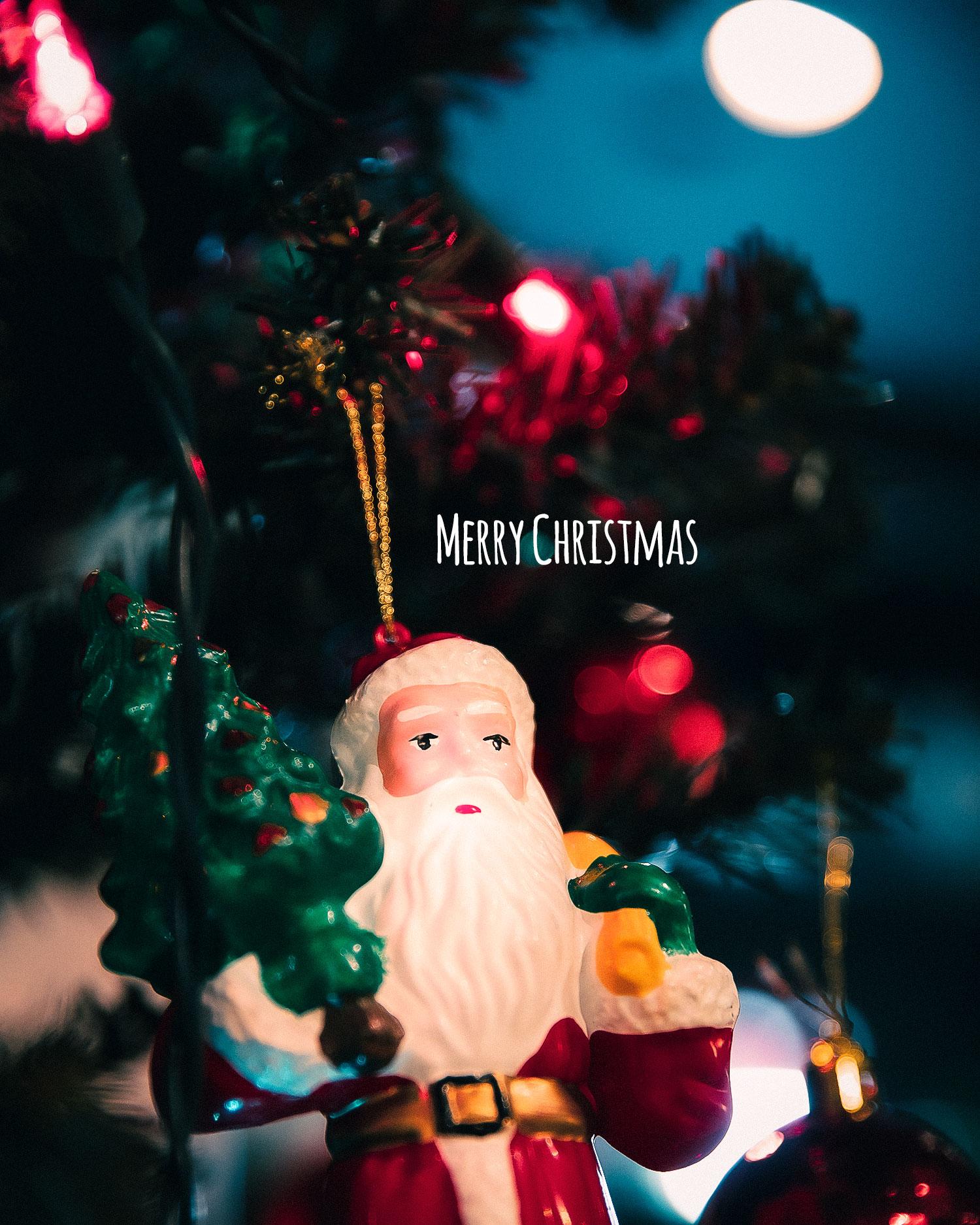 ゴンスタジオからメリークリスマス。