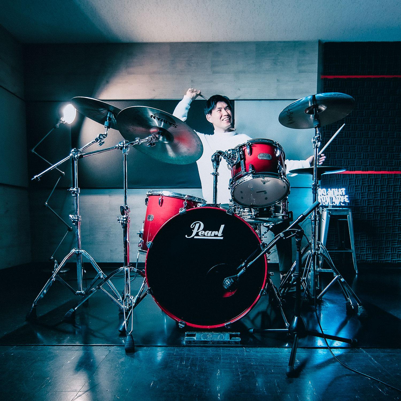 シネマティックドラムB-ROLL