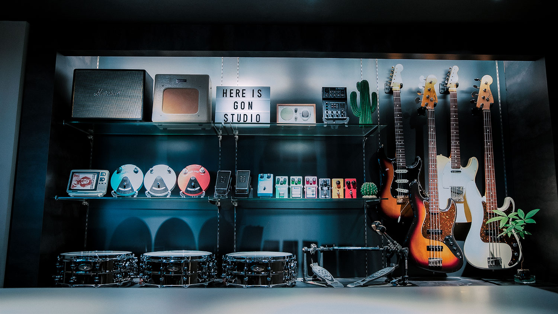 シネマティック音楽スタジオB-ROLL