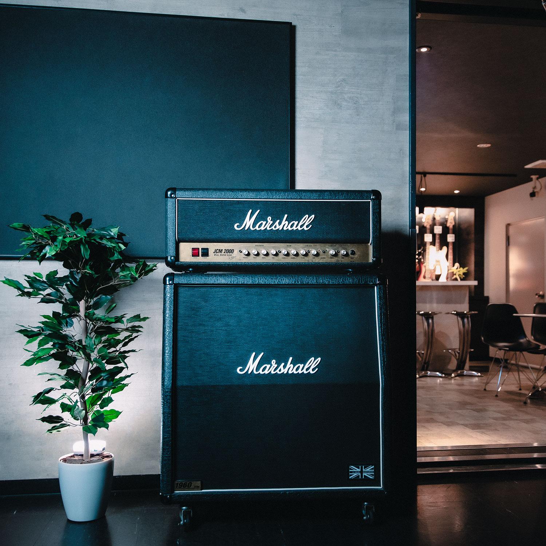 マーシャルJCM2000|ギターアンプのご紹介。